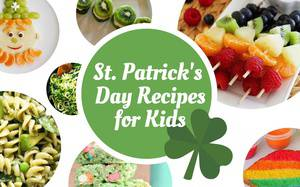 Fun St. Patrick's Day Recipes for Kids