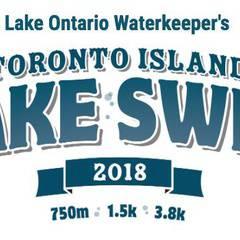 Toronto Island Lake Swim 2018