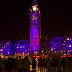 Christmas Lights Across Canada - Illumination Ceremony