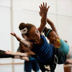 Alonzo King LINES Dance Center Teen Dance Series