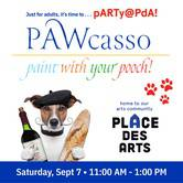 pARTY@PdA: PAWcasso