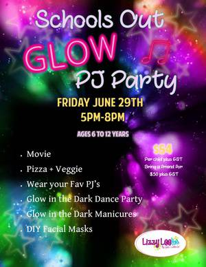 End of year PJ Party
