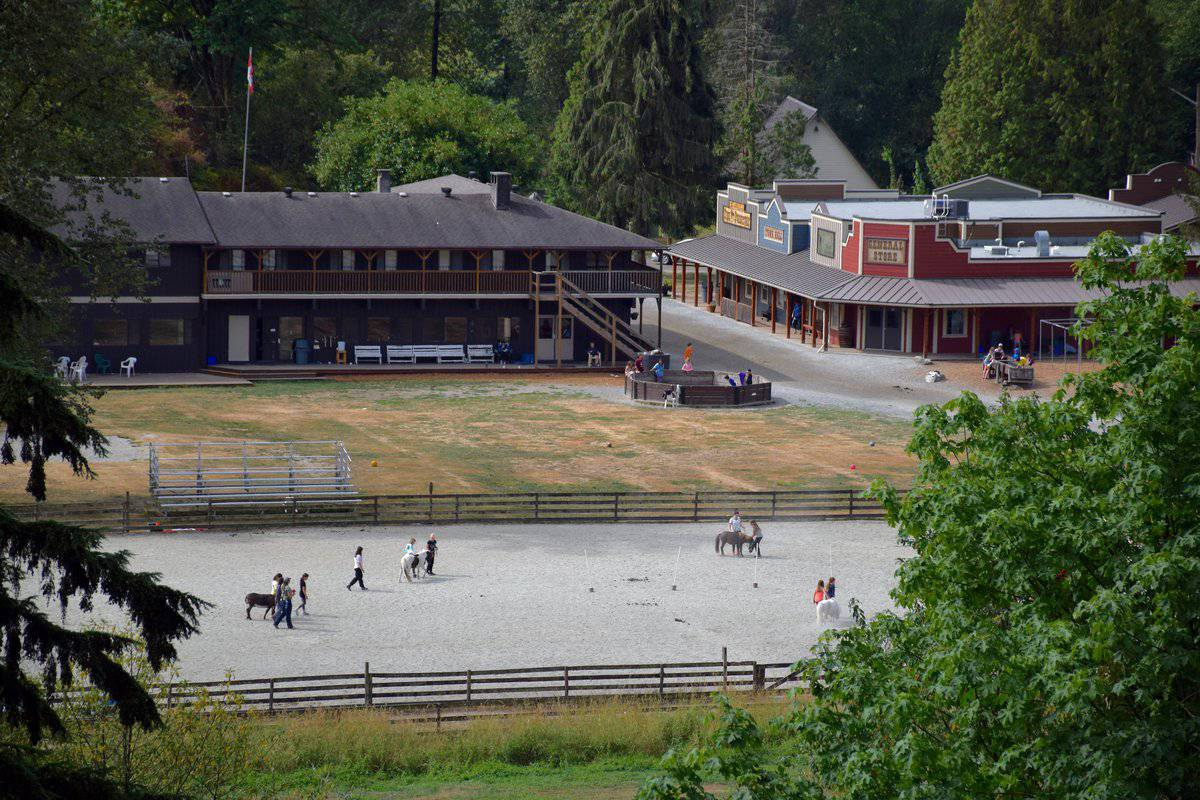 Timberline ranch for Burnaby swimming pool schedule
