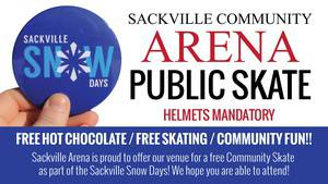 SNOW DAYS :: Community Skate
