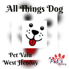 All Things Dog at Pet Valu West Henday