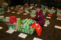 United Way's Holiday Gift and Stocking Drive