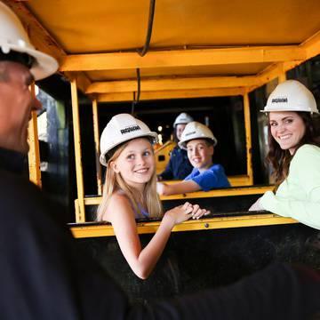 Britannia Mine Museum's promotion image
