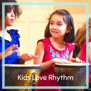 Kids Love Rhythm CAMP (5-8y)