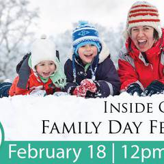 Inside Outside Family Day Festival