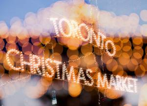 2019 Toronto Christmas Market Opening Day