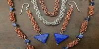 Byzantine Chainmail for Jewelry