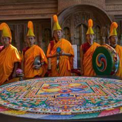 Mystical Arts of Tibet Opening Ceremony