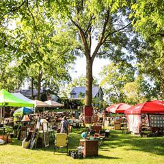 19th Annual Antiques and Vendor Event