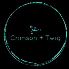 Crimson + Twig 2019 Spring Market - Crafts / Gifts / Food - 100% Handmade in Winnipeg