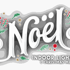 NOëL CHRISTMAS Calgary's Only Indoor Light Park & Christmas Market