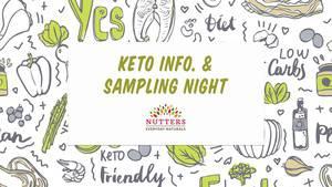 Keto Info. & Sampling Night