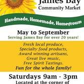 The James Bay Community Market