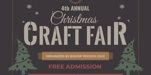 4th Annual Christmas Craft Fair