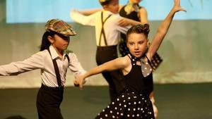 West Coast Swing for PreTeens (8-12 yrs)