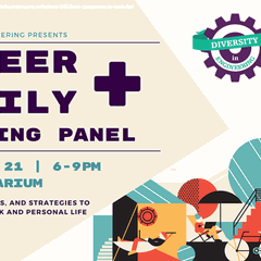Diversity in Engineering - Career and Family Planning Panel