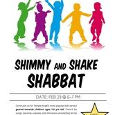 """Kids """"Shimmy & Shake"""" Purim Shabbat Service!"""