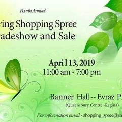 Spring Shopping Spree