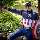 Super Hero's & Side Kicks: Parents and Kids