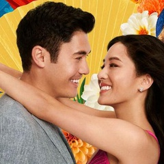 Teen Movie & Pizza - Crazy Rich Asians