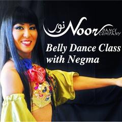Noor Dance Co. (Belly Dance Class with Negma) / Victoria