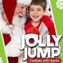 Cookies with Santa (Jolly Jump)