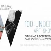 100 Under 100 Art Show