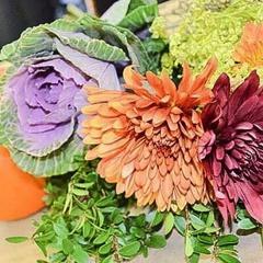 Fall Floral Pumpkin Workshop