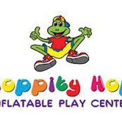 Hoppity Hop Inflatable Play Center