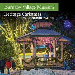 Heritage Christmas presented by Concord Pacific