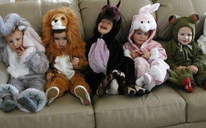 Toddler Halloween Costumes in Vancouver
