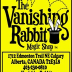 The Vanishing Rabbit Magic Shop