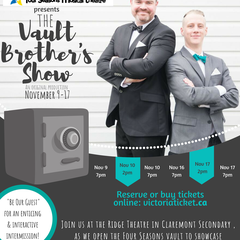 The Vault Brother's Show (an original FSMT production)