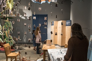 A Look into the Museum: 10 Stages of Genocide