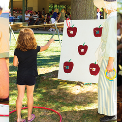 Apple Festival at Battlefield Park