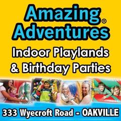 Amazing Adventures Playland - Oakville