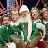 Visit Santa Claus in his Village at Galleria Dallas