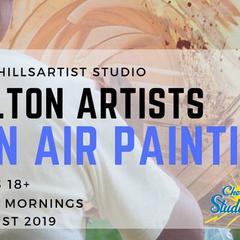 Free Plein Air Painting Group in Hamilton
