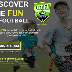 Ottawa Youth Flag Football League (OYFFL)