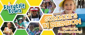 Fairytale Town Summer FunCamps 2018- Gardens Galore