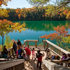 Pink Lake (Gatineau Park)