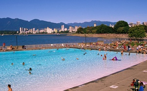 4 Outdoor Pools in Vancouver to Take Your Kids