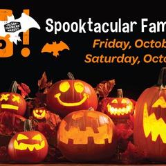 Spooktacular Family Fun - Day 1