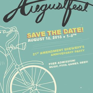 Augustfest hosted by 21st Amendment Brewery