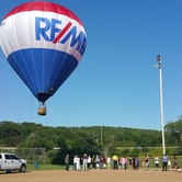 Family Fun Day - RE/MAX Hot Air Balloon -
