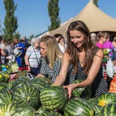 Harvest Sale at Heritage Park